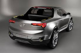 lexus pickup truck 2019 hyundai santa cruz pickup almost ready
