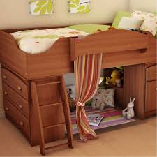 Twin Size Bed Frame With Drawers Bedroom Childrens Bed With Drawers Childrens Twin Size Beds