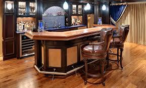 Design For Bar Countertop Ideas Walnut Wood Bar Top In Flemington New Jersey Durata Finish