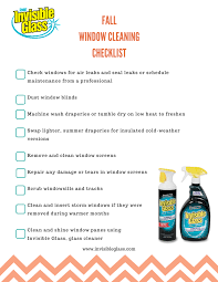 download this free fall window cleaning checklist to keep drafts