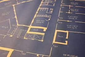 architectural blueprints for sale vintage blueprints ebay