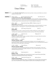 Security Guard Sample Resume by It Security Officer Resume Office Security Officer Sample Resume