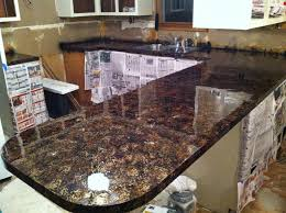 Glitter Laminate Flooring Diy Why Spend More Faux Granite Countertops