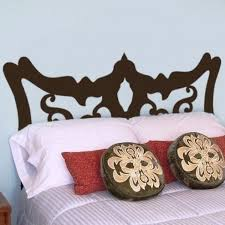 Vinyl Headboard Decal by 37 Best Headboard Wall Decals Images On Pinterest