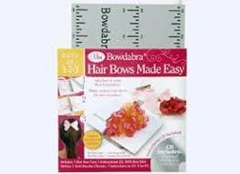 bow makers bow hair bow tools easy to create bow maker