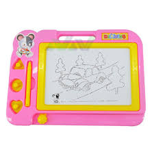 online shop new plastic magnetic drawing board sketch sketcher