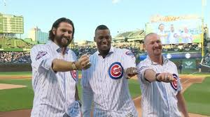three former cubs given world series rings mlb com