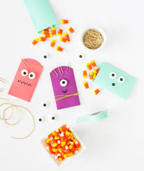 8 halloween treat bags you can make yourself real simple