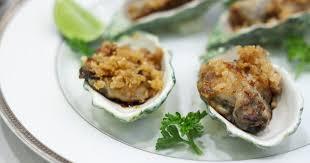 comment cuisiner des huitres recettes des huîtres gratinées la sélection de 750g