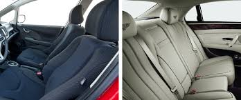 Rent Car Upholstery Cleaner Cloth Vs Leather Which Is Best For You The Daily Drive