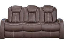 Sofa Recliner Set Crestline Chocolate Power Plus Reclining Sofa Reclining Sofas
