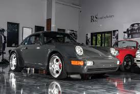 porsche slate gray metallic 1994 porsche 3 6 turbo paint to sample finest available sold