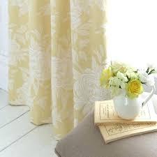 Soft Yellow Curtains Designs Yellow Chevron Curtains Soft Yellow Curtains Lemon Lined Pencil