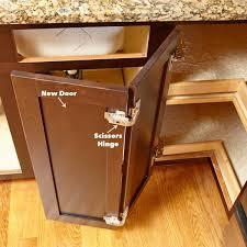 kitchen corner cabinet hinge adjustment adjusting kitchen corner cabinet hinges page 1 line 17qq