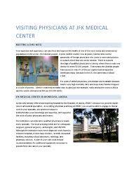 download visiting physicians at jfkmc factsheet docshare tips