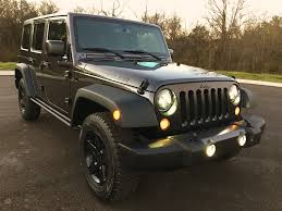 2016 jeep wrangler black bear rhino vs granite crystal metallic jeep wrangler forum