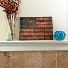wooden american flag wall 22 x 16 from sportys preferred