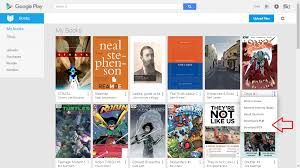 how to download and read ebooks from google play books the