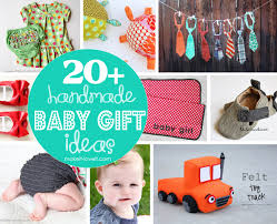20 handmade baby gift ideas perfect for baby showers