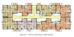 Floor Plan Images Plama Serenity Mangalore Plama Developers Property Apartments