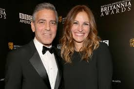 julia roberts explains how george clooney took care of her while