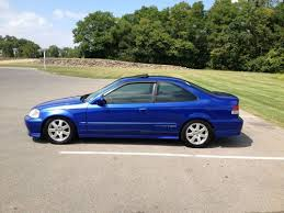 honda civic si for sale in ohio purchase used 1999 honda civic si clean in maineville ohio