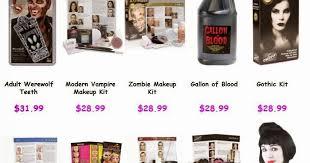 top 10 professional halloween makeup kits 2014 top 10 brands