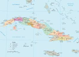 Map Of Northwest Florida by Map Of Havana Cuba