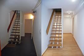 treppe zum dachboden treppenhaus brandschutz kann gestalten