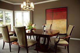 earth tone paint colors dining room traditional with artwork igf usa