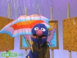 sesame street grover weather monster
