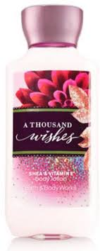 a thousand wishes bath and work s a thousand wishes lotion 236ml price
