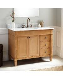 save your pennies deals on 42 marilla oak bathroom vanity