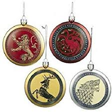 decoration inspiration of thrones ornaments