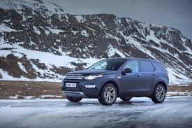 land rover discovery sport land rover discovery sport takes on iceland wsj