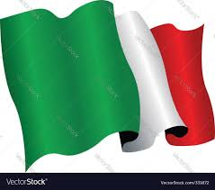 Itlaly Flag Italy Flag Royalty Free Vector Image Vectorstock