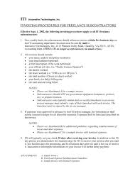 free sample invoice writing an invoice for freelance work template free sample