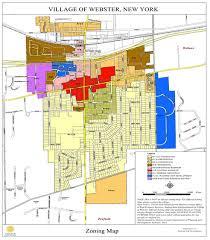 village maps village of webster ny