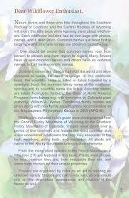 plants native to colorado rocky mountain wildflowers field guide linda s nagy linda nagy