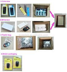 Overhead Door Transmitter by Sk315 4buttons Quick Copy Fixed Code Universal Garage Door Remote