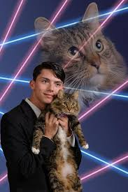 cat high yearbook student petitions his high school to include a photo of him