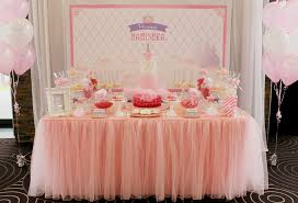 6ft Table Cloth by How Super Cute A Pink Tulle Tutu Tablecloth Suits 6ft Trestle