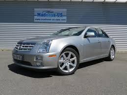 cadillac sts 4 luxury 2007