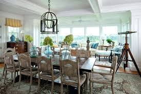 dining table restoration hardware dining room beach style