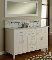 hutton wall mount faucet ready bathroom vanity from direct vanity