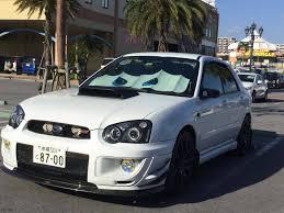 subaru bugeye jdm jdm sti impreza wagon rally edition subaru
