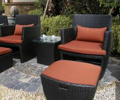 patio furniture with ottomans patio chair with ottoman set luxury furniture ideas heavy duty