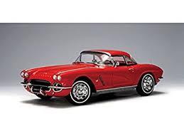 1962 corvette pics amazon com 1962 chevy corvette 1 18 toys