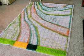Latch Hook Rugs Diy Latch Hook Rug Pattern Rugs Ideas