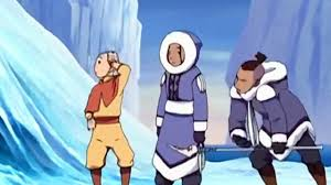 avatar airbender s01e01 boy iceberg video